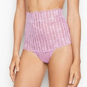Victoria's Secret Orchid  High rise Thong Panty